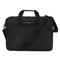 """Laptop bag 17"""" black"""