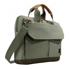 "Laptop bag 15.6"" green"