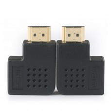 Angle HDMI Left and Right Adapters (2 pack)