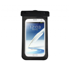 Waterproof phone carrying case