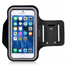 Waterproof phone carrying case armband