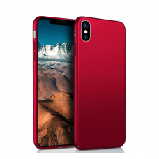 iPhone X phone case - red