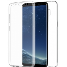 SAMSUNG GALAXY S8 clear smartphone case
