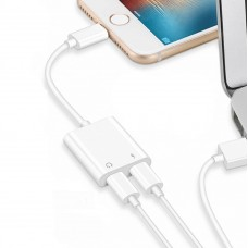 iPhone lightning splitter
