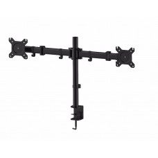 dual 13-27 inch monitor mount