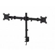 dual 13-27 inch monitor mount