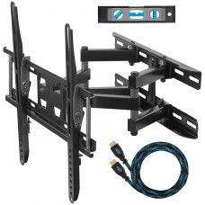 Articulating Arm TV Wall Mount Bracket for 20-65""
