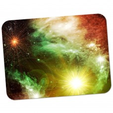 "Mice pad ""Galaxy"" 245 x 190 jmm"