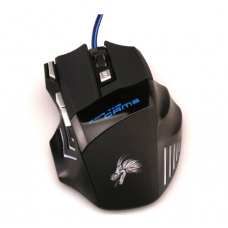 7 mygtukų 5500 DPI wired gaming mice